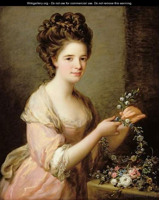 Angelica Kauffmann S Paintings Are In What Style Quizliet