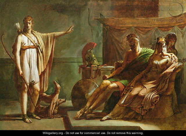 phaedra and hippolytus relationship problems