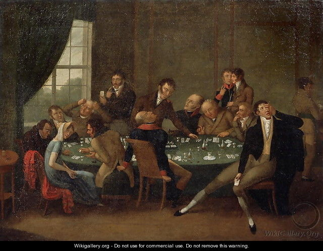 Gambling Paintings