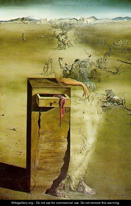 Spain - Salvador Dali - WikiGallery.org, the largest ...