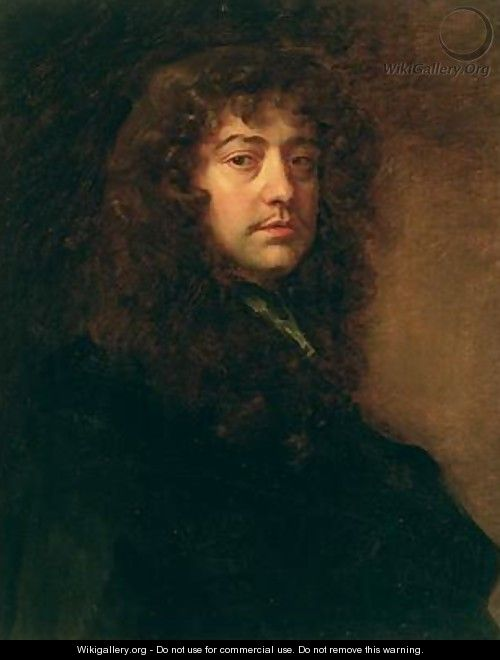 self portrait - sir peter lely