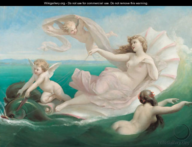 The Sea Nymphs - Appealing To Venus