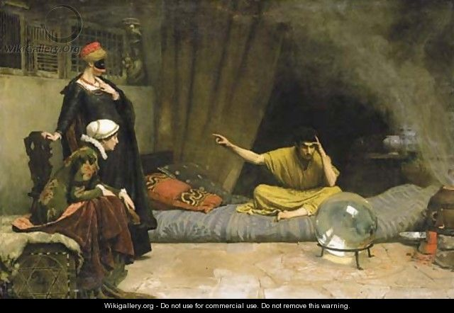 the fortune teller charles gogin wikigalleryorg the