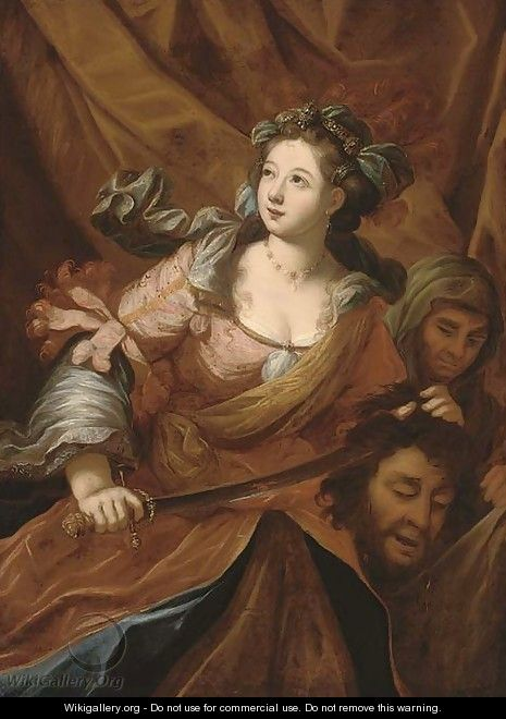 Judith and Holofernes - Florentine School - WikiGallery ...