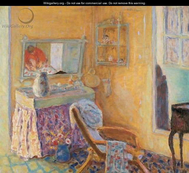 Interieur Pierre Bonnard Wikigallery Org The Largest