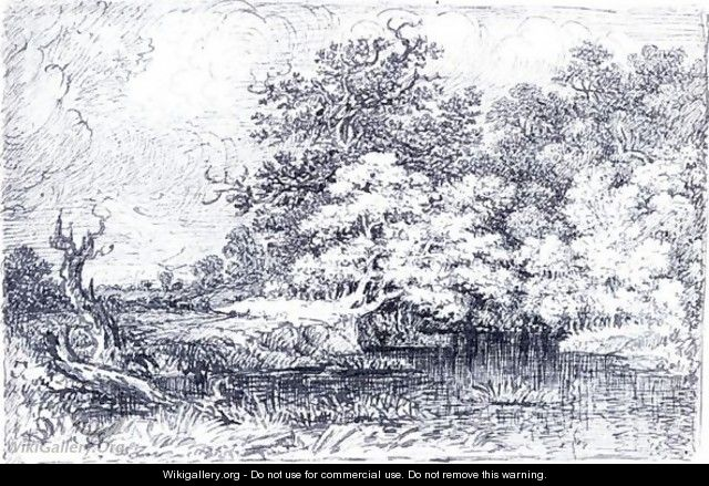 Landscape drawing john glover the for What is landscape drawing