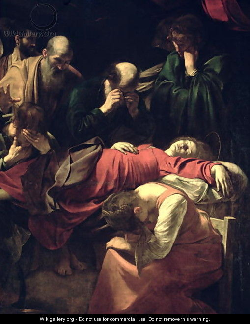 death of the virgin caravaggio Caravaggio,the death of the virgin,1606,baroque,analysis and study of the painting and style,painter,art,painting,culture.
