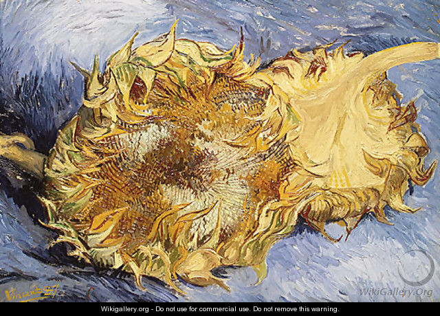 Sunflowers vincent van gogh the for Van gogh paintings locations