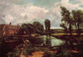 A Water Mill - John Constable