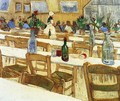Interior Of The Restaurant Carrel In Arles - Vincent Van Gogh