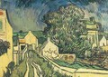The House Of Pere Pilon - Vincent Van Gogh