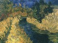 The Little Stream - Vincent Van Gogh