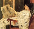 Japanese Print - William Merritt Chase