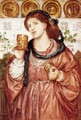 The Loving Cup - Dante Gabriel Rossetti
