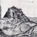 The Citadel Of Arco In The South Tyrol - Albrecht Durer
