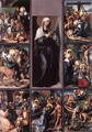 The Seven Sorrows Of The Virgin - Albrecht Durer