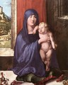 Madonna And Child (Haller Madonna) - Albrecht Durer