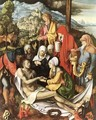 Lamentation For Christ - Albrecht Durer