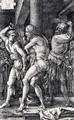 Flagellation (Engraved Passion) - Albrecht Durer