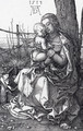 Madonna By The Tree - Albrecht Durer