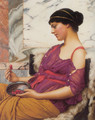 Ismenia - John William Godward