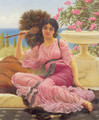 Flabellifera - John William Godward