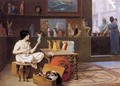 Painting Breathes Life Into Sculpture Ii - Jean-Léon Gérôme