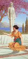 Ancient Pastimes - John William Godward