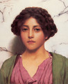 A Classical Beauty I - John William Godward