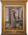 Pygmalion And The Image: I The Heart Desires - Sir Edward Coley Burne-Jones