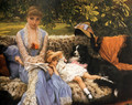 Quiet - James Jacques Joseph Tissot