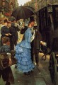 Jacques The Bridesmaid - James Jacques Joseph Tissot