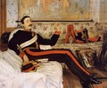 Captain Frederick Gustavus Burnaby - James Jacques Joseph Tissot