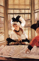 The Tedious Story - James Jacques Joseph Tissot