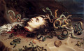 Head Of Medusa - Peter Paul Rubens