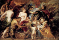 Peace And War - Peter Paul Rubens