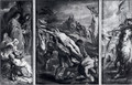 The Elevation Of The Cross - Peter Paul Rubens