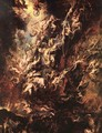 Fall Of The Rebel Angels - Peter Paul Rubens