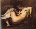 Leda And The Swan - Peter Paul Rubens