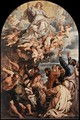 Assumption Of The Virgin - Peter Paul Rubens