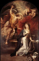 Annunciation - Peter Paul Rubens