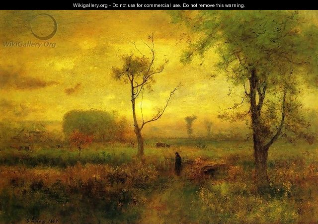 Sunrise - George Inness