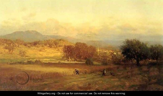 Autumn - George Inness