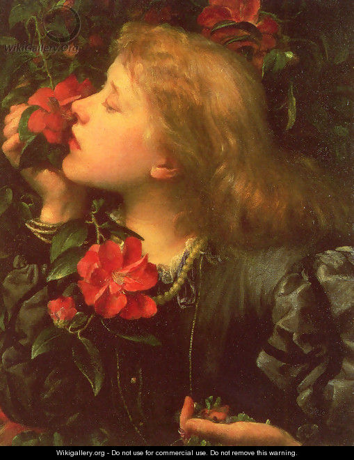 Choosing - George Frederick Watts