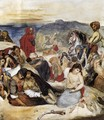 The Massacre of Chios (2) - Eugene Delacroix