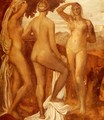 The Judgement Of Paris - George Frederick Watts