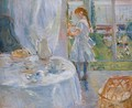 Cottage Interior Aka Interior At Jersey - Berthe Morisot