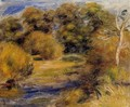 The Clearing - Pierre Auguste Renoir