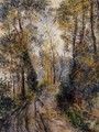 The Path Through The Forest - Pierre Auguste Renoir