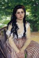 The Gypsy Girl Aka Summer - Pierre Auguste Renoir